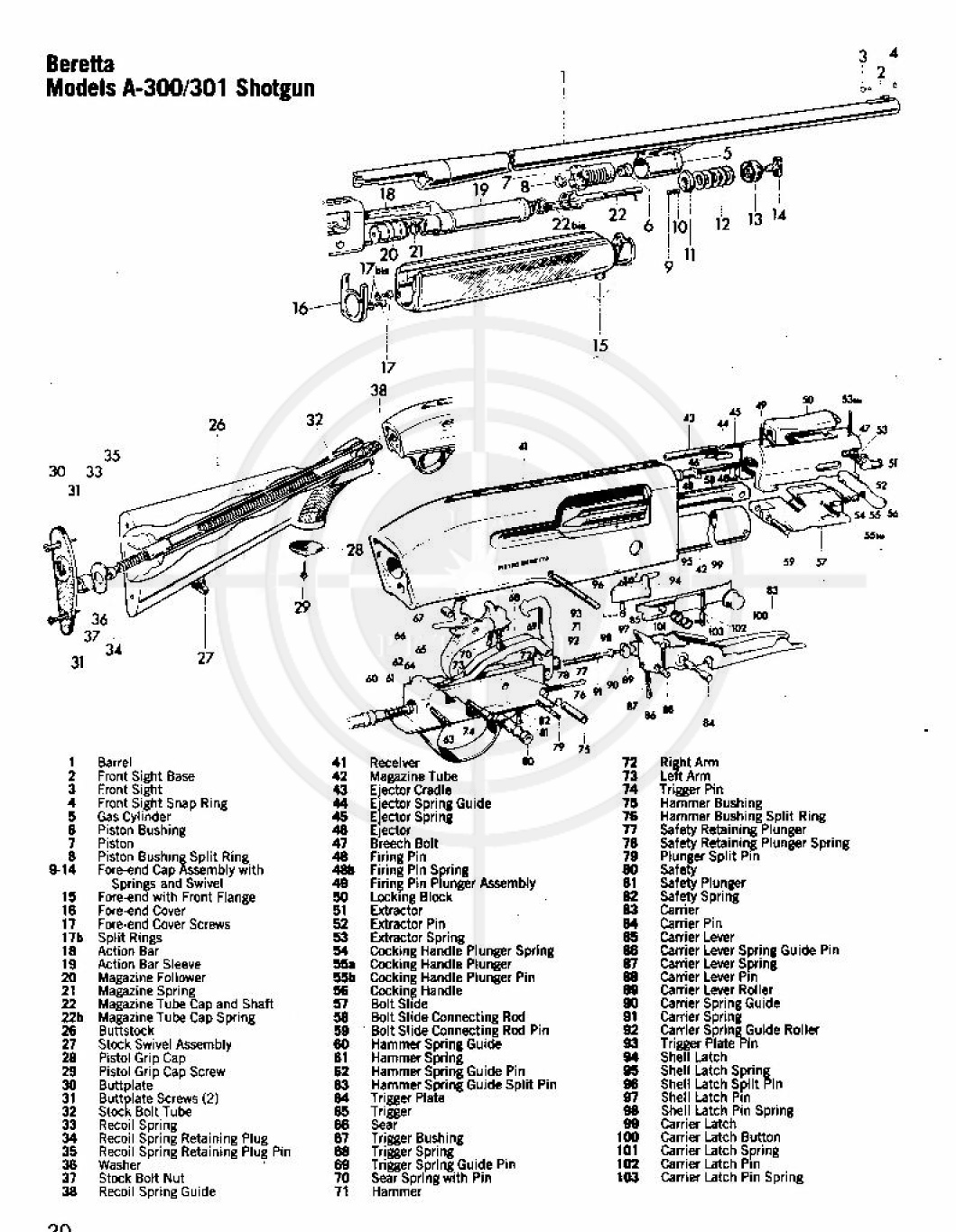 Mossberg 715t Parts Diagram as well Menu likewise Colt Detective Special Schematic also Glock in addition Lorcin L9mm. on colt 1908 380 parts diagram
