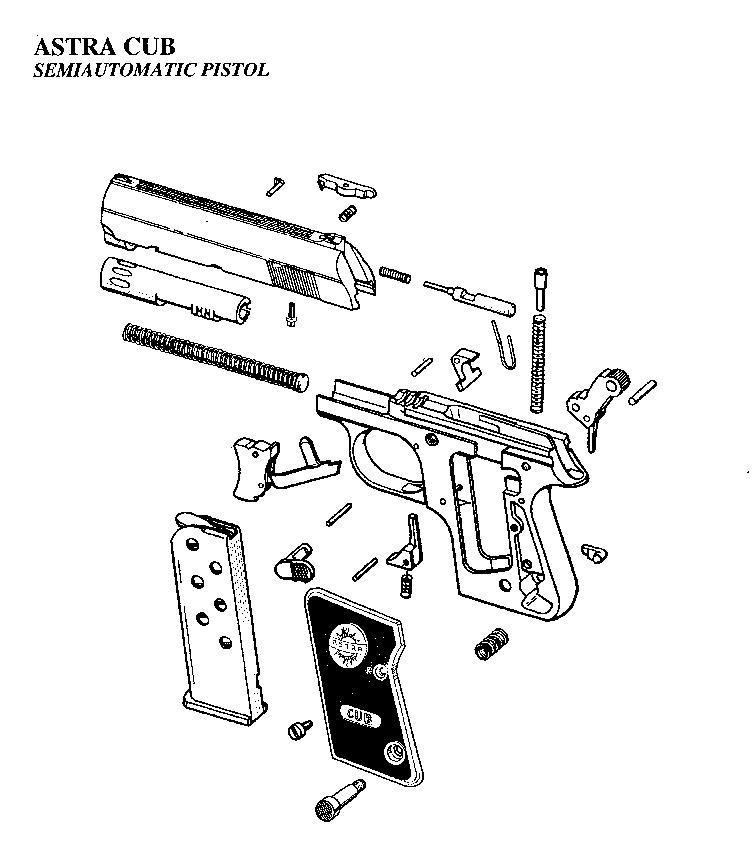Esplosi E Manuali Delle Armi