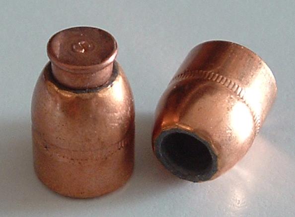 Proiettili esplosivi in .45 (vietati)