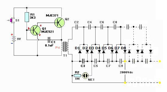 Schema Elettrico Per Wilayah : Schema elettrico elettrostorditore fare di una mosca