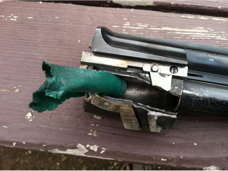 Fucile militare esploso